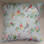 "Cushion Cover in Cath Kidston Big Budgies 14"" 16"" 18"" 20"""